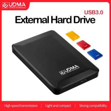 "UDMA USB 3.0 SATA Disco Rígido Externo Portátil 1 2TB TB 2.5 ""HDD hd externo disco duro Externo para"