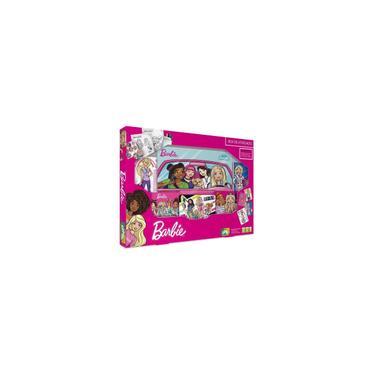 Imagem de Conjunto De Atividades - Box Barbie - Copag