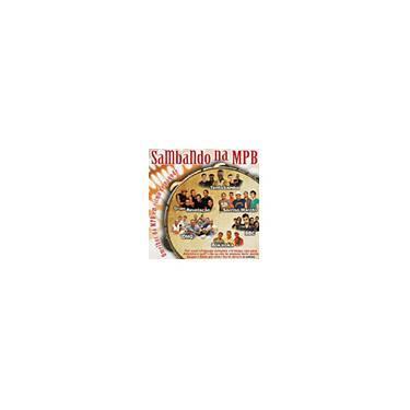 CD Vários - Sambando na MPB