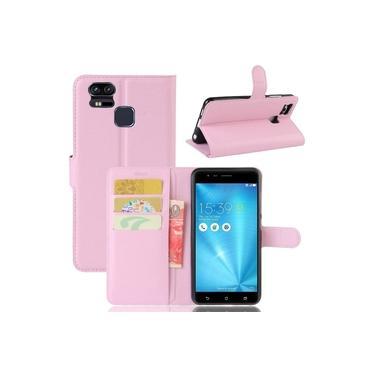 Capa Capinha Carteira Flip Wallet Zenfone 3 Zoom S Ze553kl
