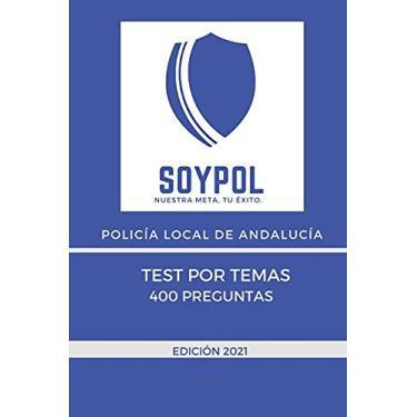 Imagem de 400 preguntas de Test por Temas. Policía Local de Andalucía.