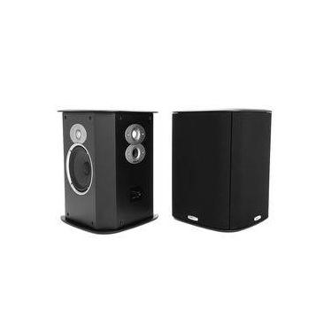 Polk Audio FXI-A6 - Par de caixas acústicas Surround Dipolar/Bipolar Preto