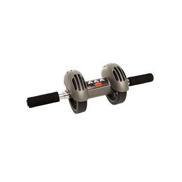 Roda Dupla de Abdominal e Lombar - WCT Fitness 4013