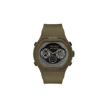 Relógio de Pulso Masculino Mormaii Analógico Digital Shoptime ... 197b3fb6ae