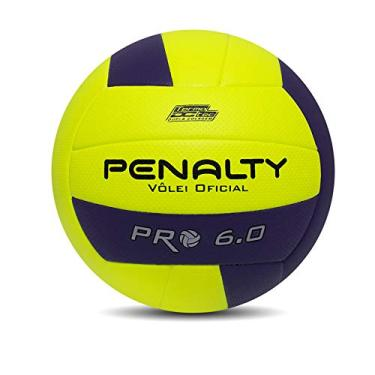 Bola Volei Penalty 6.0 PRO X Adulto Unissex Roxo 0