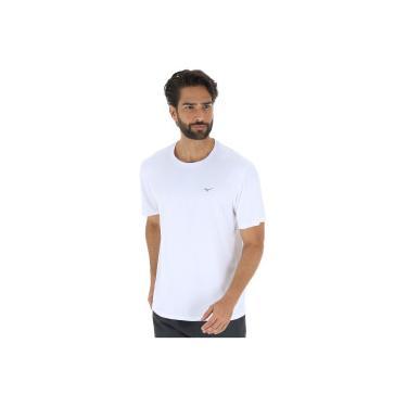 Camiseta Mizuno Run Spark 2 - Masculina - BRANCO Mizuno 008856c76c22a