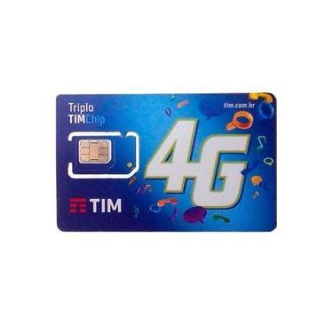 Chip TIM Pré 4G Universal