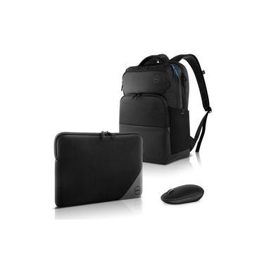 "Imagem de Combo Mochila para Notebook Dell Pro 15,6"" + Mouse Wireless MS3320W + Capa para Notebook 15,6"""