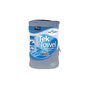 Toalha Super Absorvente Sea To Summit Tek Towel Tam M