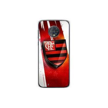 Capa para Moto G6 Plus - Flamengo 1