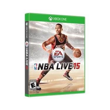 Nba Live 15 - Xbox One