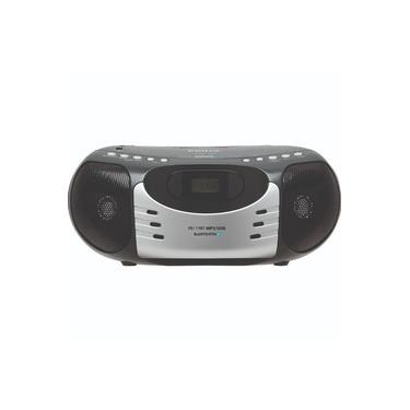 Rádio Portátil CD/FM/MP3/USB 4W RMS PB119-Philco