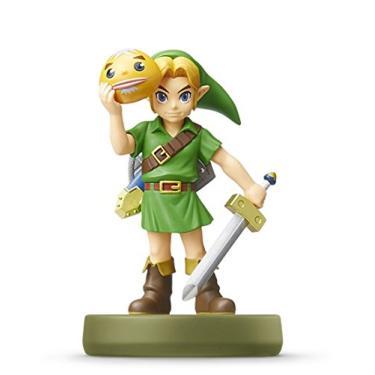 Amiibo Link Majora Mask Legend Of Zelda Switch