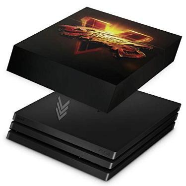 Capa Anti Poeira para PS4 Pro - Street Fighter V