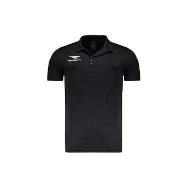 Camisa Polo Penalty Árbitro VI - Preto