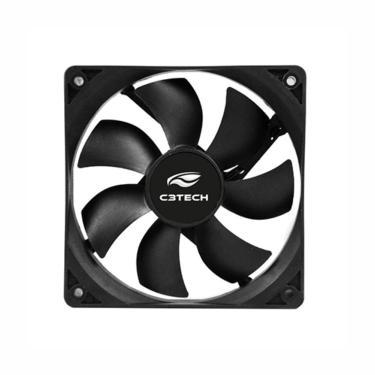 Cooler Fan C3Tech F7-PW10BK Storm 8cm