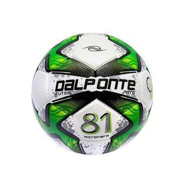 Bola Dalponte Futsal Nitro Microfibra Bco C/c