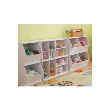 Imagem de Organizadores Para Brinquedos 100%mdf
