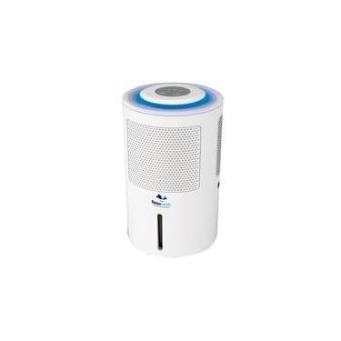 Imagem de Desumidificador de Ar Relaxmedic Air Ion Plus, até 1.8L, Luz Indicatória, Bivolt, Branco - RM-DA7510A