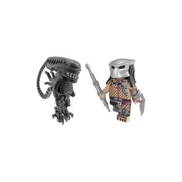 Imagem de Miniatura Boneco Alien Vs Predador Classic Montar Figure