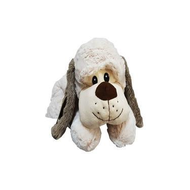 Imagem de Cachorro De Pelúcia Deitado Grande Fofy Toys