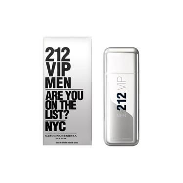 Perfume 212 Vip Men Carolina Herrera - Masc - Edt 100ml