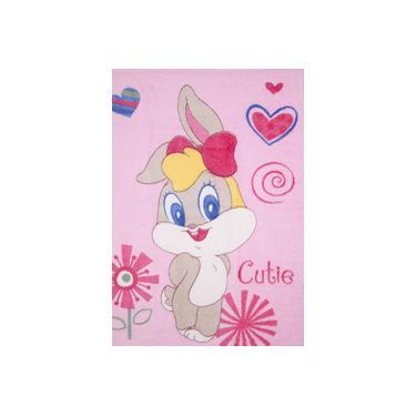 Manta Jolitex Baby Looney Tunes Cutie Rosa