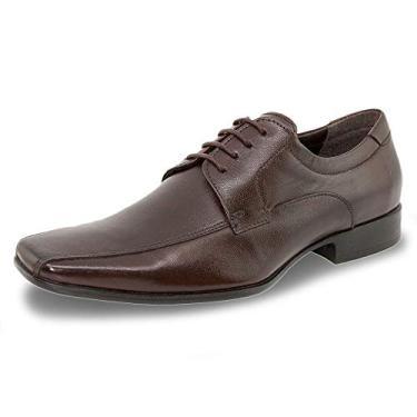 Sapato Masculino Social Premier Café Democrata - 206285