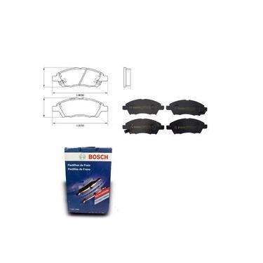 Imagem de Pastilha de Freio Nissan Versa 1.6 11-18 Dianteira Bosch