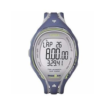 a2ecc33d78e Relógio Timex Ironman Sports Tap Unissex 250laps T5k592su kt