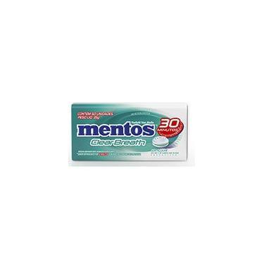 Mentos pastilha Clear Breath mint 35g Mentos LT 50 UN