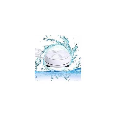 Imagem de Mini maquina de lavar roupas USB Portatil 1,2 kg