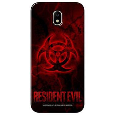 Capa Personalizada Samsung Galaxy J5 Pro J530 - Resident Evil BioHazard - RD01