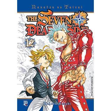 The Seven Deadly Sins 12 - Nakaba Suzuki - 9788545701422