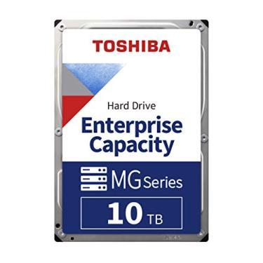"Toshiba 10TB SATA 512e 7200RPM 3,5"" Enterprise HDD - MG06ACA10TE"