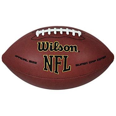 Futebol oficial Wilson NFL Super Grip