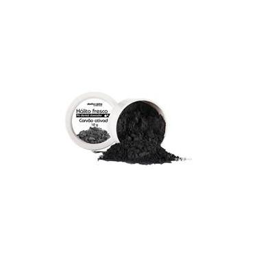 Imagem de Pó Dental Clareador com Carvão Ativado Hálito Fresco Abelha Rainha 12g