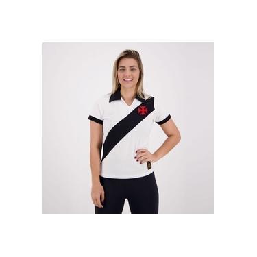 Polo Vasco Paris Feminina Escudo
