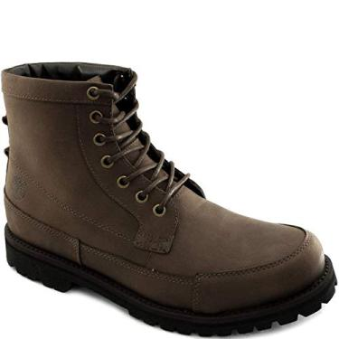 64400c96601 Coturno Masculino Timberland Original Leather High