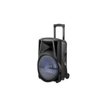 Caixa de Som Bluetooth Lenoxx CA 340 - Amplificada 290W USB