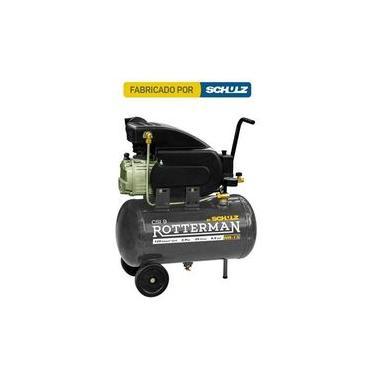 Compressor de ar 9 pés 25 litros 2 hp - CSI9/25 - Schulz