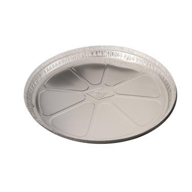 Forma de Alumínio para Pizza Wyda W-35 1800g - 10 Unidades 1015895