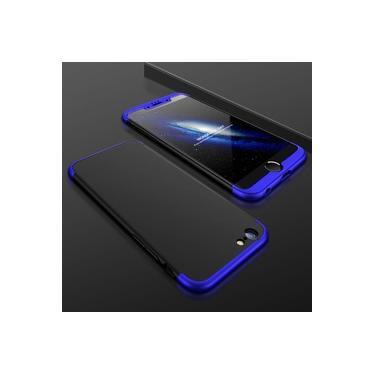Bakeey 3 em 1 Double Dip 360 Case Capa Traseira Para iPhone 6 / 6s 6Plus / 6sPlus Proteção Completa pc Case Business Hard pc protetora