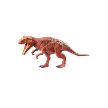 Figura Jurassic World Dino Rivals Metriacanthosauro - Mattel