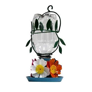 Mr Pet Bebedouro Beija-Flor Ekology 5 Flores, Plástico