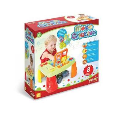 Imagem de Mesa criativa bebê Infantil maral Interativa