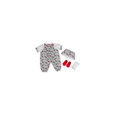 Imagem de Roupa Para Bonecas - Kit Luxo Vaca Adora Doll - Laço De Fita