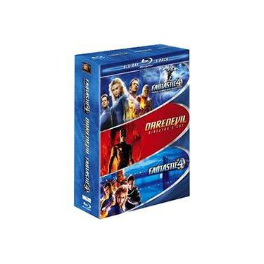 Blu-Ray Marvel 3 Pack (Box)