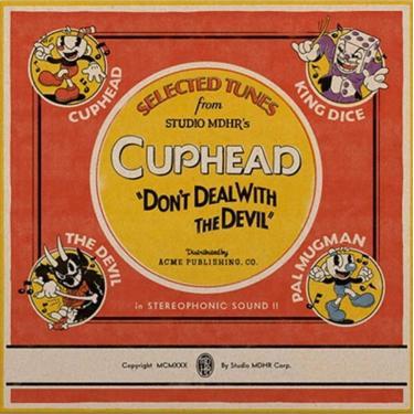 Cuphead (standard Edition) [Disco de Vinil]