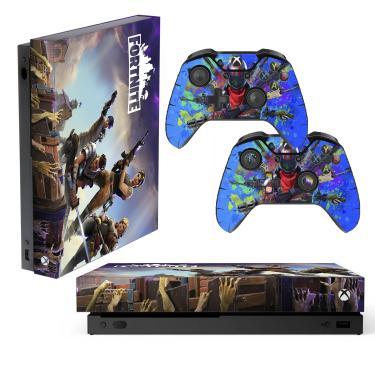 Skin Xbox One X Fortnite Battle Royale
